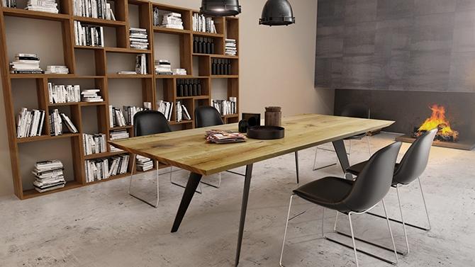 esstisch mit neu konfigu rierbar mwa aktuell luana barcelona sulentisch set fr ihr esszimmer. Black Bedroom Furniture Sets. Home Design Ideas
