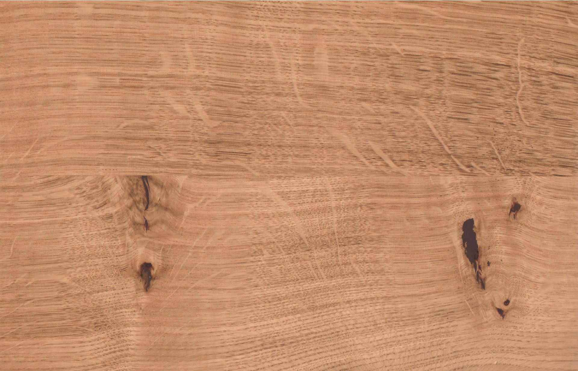 Holzmuster in Wildeiche bianco geölt