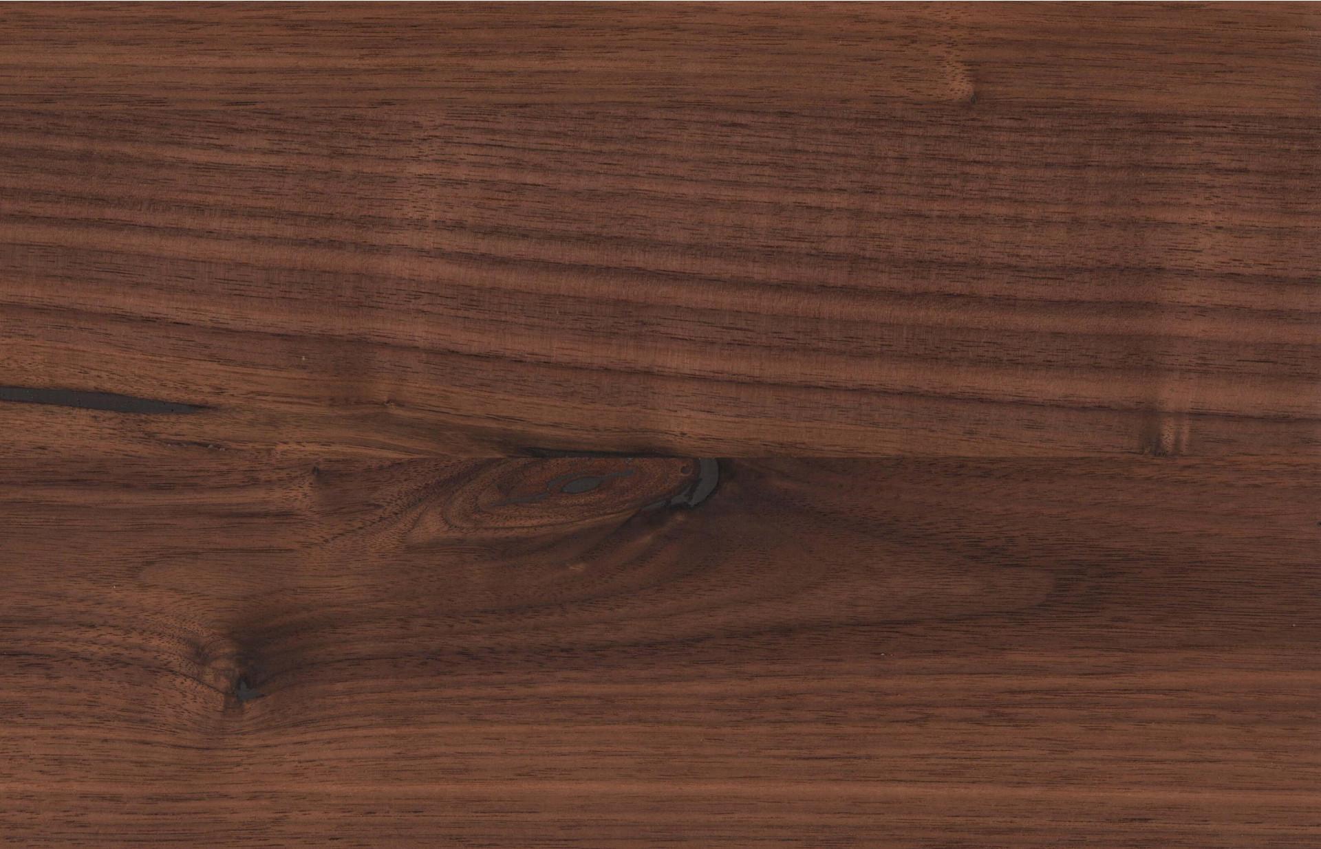 Holzmuster in Wildnuss natur geölt