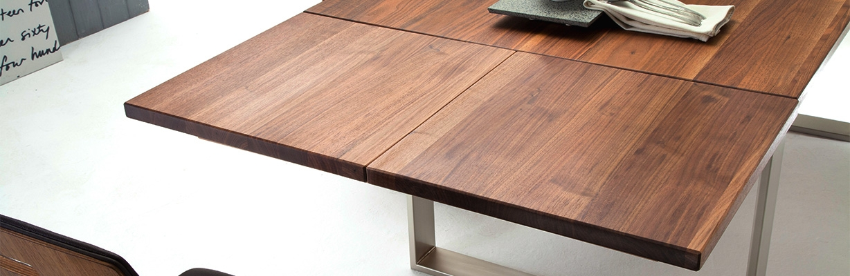 Die richtige Holzpflege, damit der Esstisch lange schön bleibt