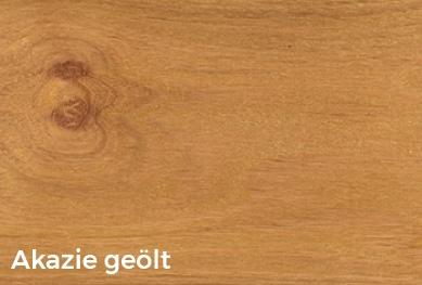 Das Akazienholz– COMANTA Esstisch
