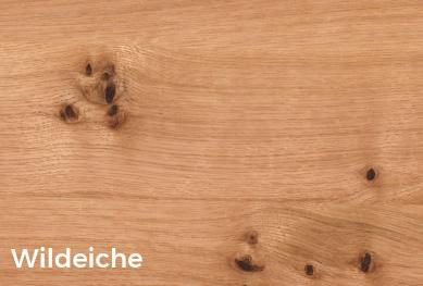 Wildeichenholz – COMANTA Esstisch