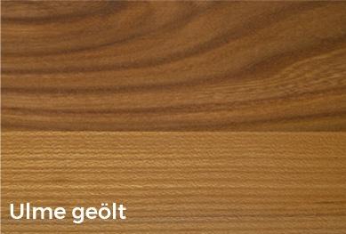 Das Ulmenholz– COMANTA Esstisch