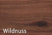 Wildnussholz
