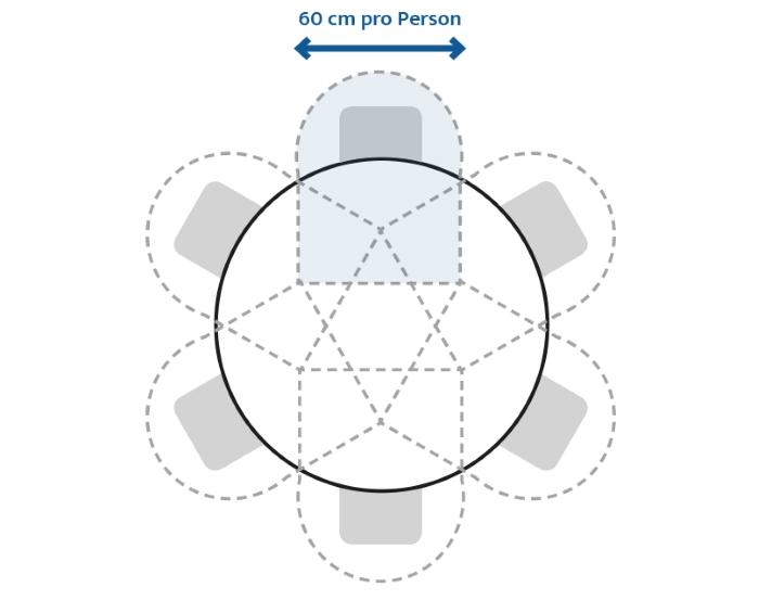 Runder Konferenztisch 6 Personen.Comnata Ole Kulissentisch Konfigurieren Und Online Kaufen